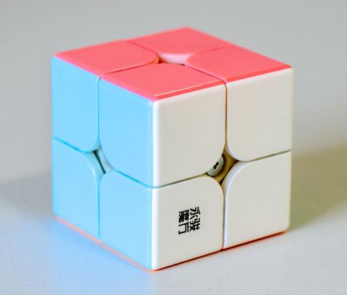 YJ YuPo Plus M 2x2 Kocka Stickelress