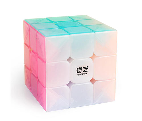 QiYi Warrior W 3x3 Jelly