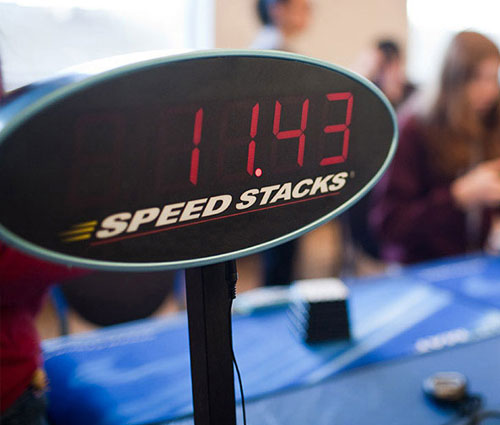Speedstack Display