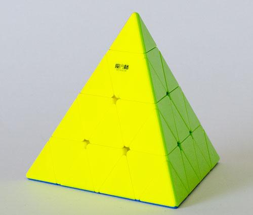 QY MFG Master Pyraminx 4x4 Stickerless