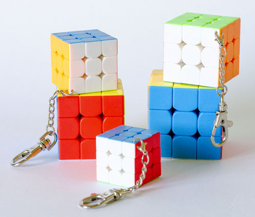 MF Mini Cube Set Stickerless