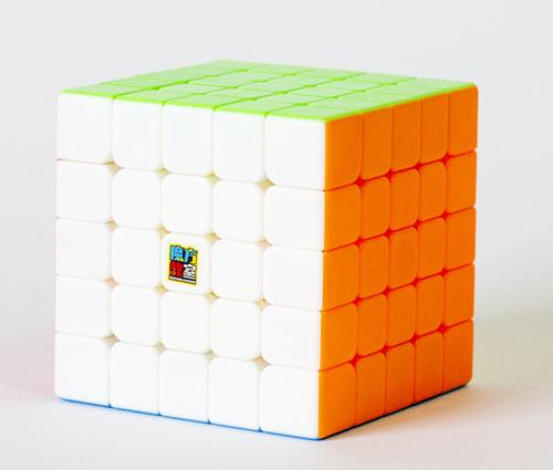 MoYu Meilong 5x5 Stickerless