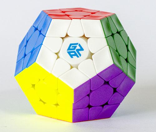 Gan Megaminx 3x3 Stickerless