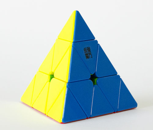 YJ YuLong Pyraminx V2 M 3X3 Stickerless