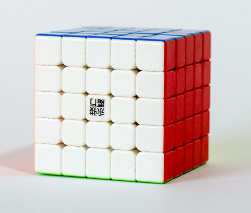 YJ YuChuang V2 M 5x5 Stickerless
