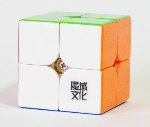 MoYu WeiPo WR M 2x2 Stickerless
