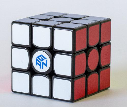 GAN356XS 3x3 Crna