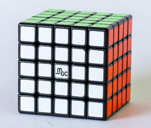 YJ MGC 5x5 M Black