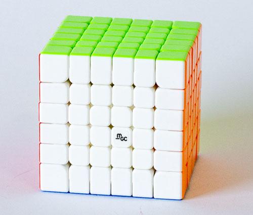 YJ MGC 6x6 M Stickerless