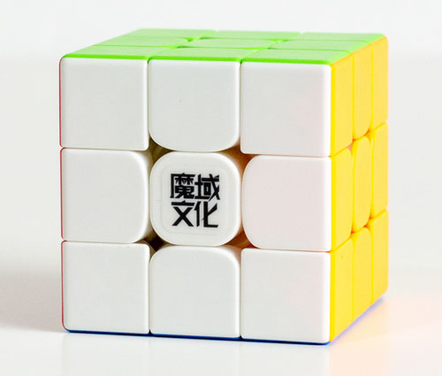 MoYu Weilong WR M 3x3 2020 stickerless