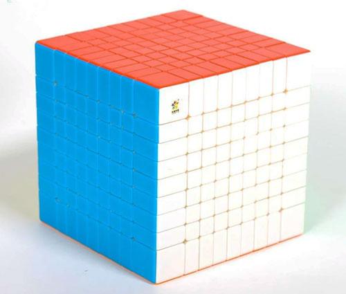 Yuxin Little Magic 9x9 Stickerless