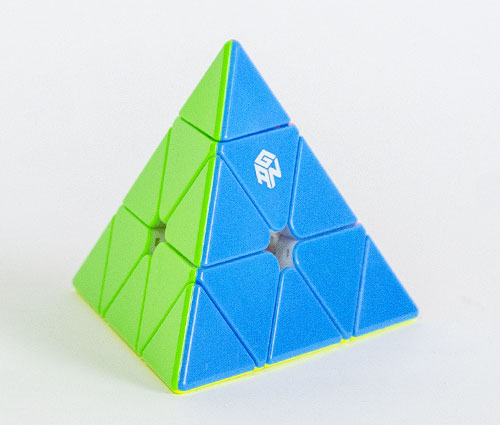 GAN Pyraminx M Enhanced 3x3