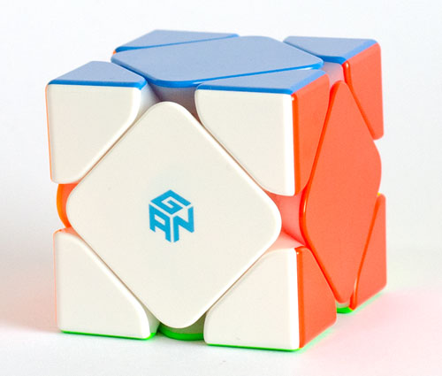 GAN Skewb Enhanced Core Positioning Edition