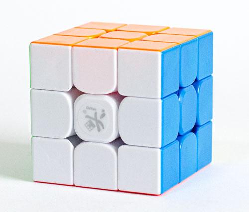 DaYan Guhong V4 M 3x3 Stickerless