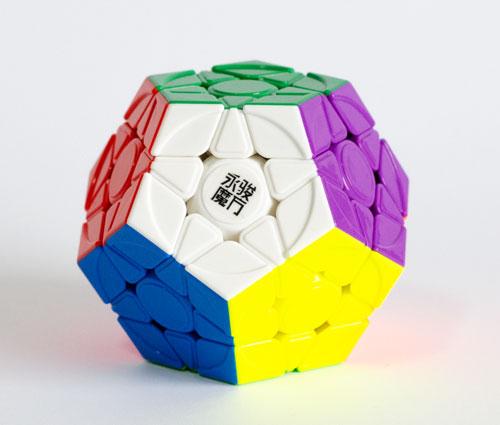YJ YuHu Megaminx V2 M Stickerless