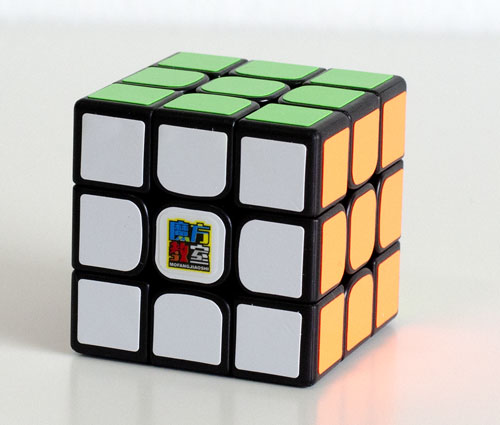 MoYu RS3M 3x3 2020 Crna