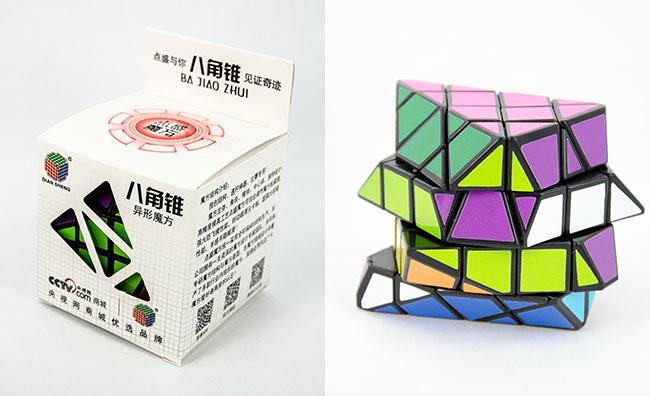 diansheng 8 corner cube