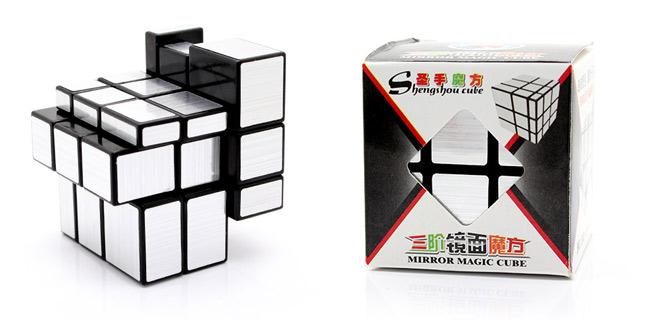shengshou silver cube