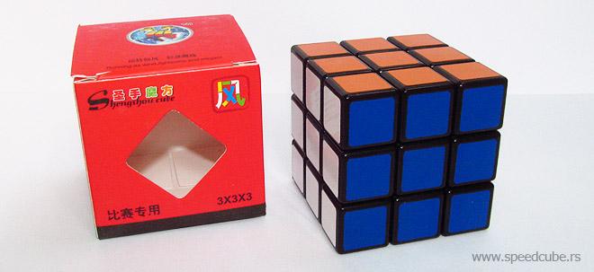 shengshou wind 3x3x3 kocka